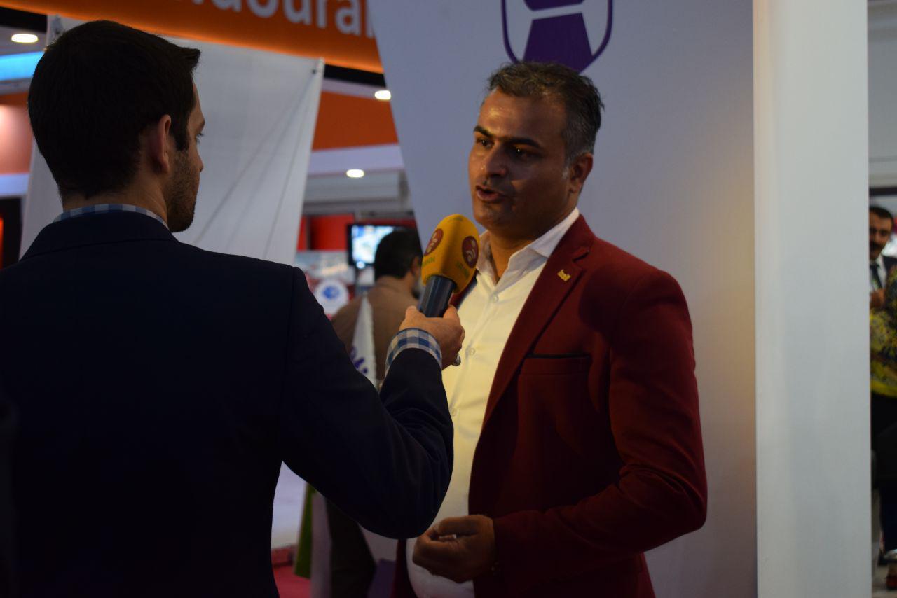 مصاحبه مدیرعامل آی نوتی با شبکه خبر