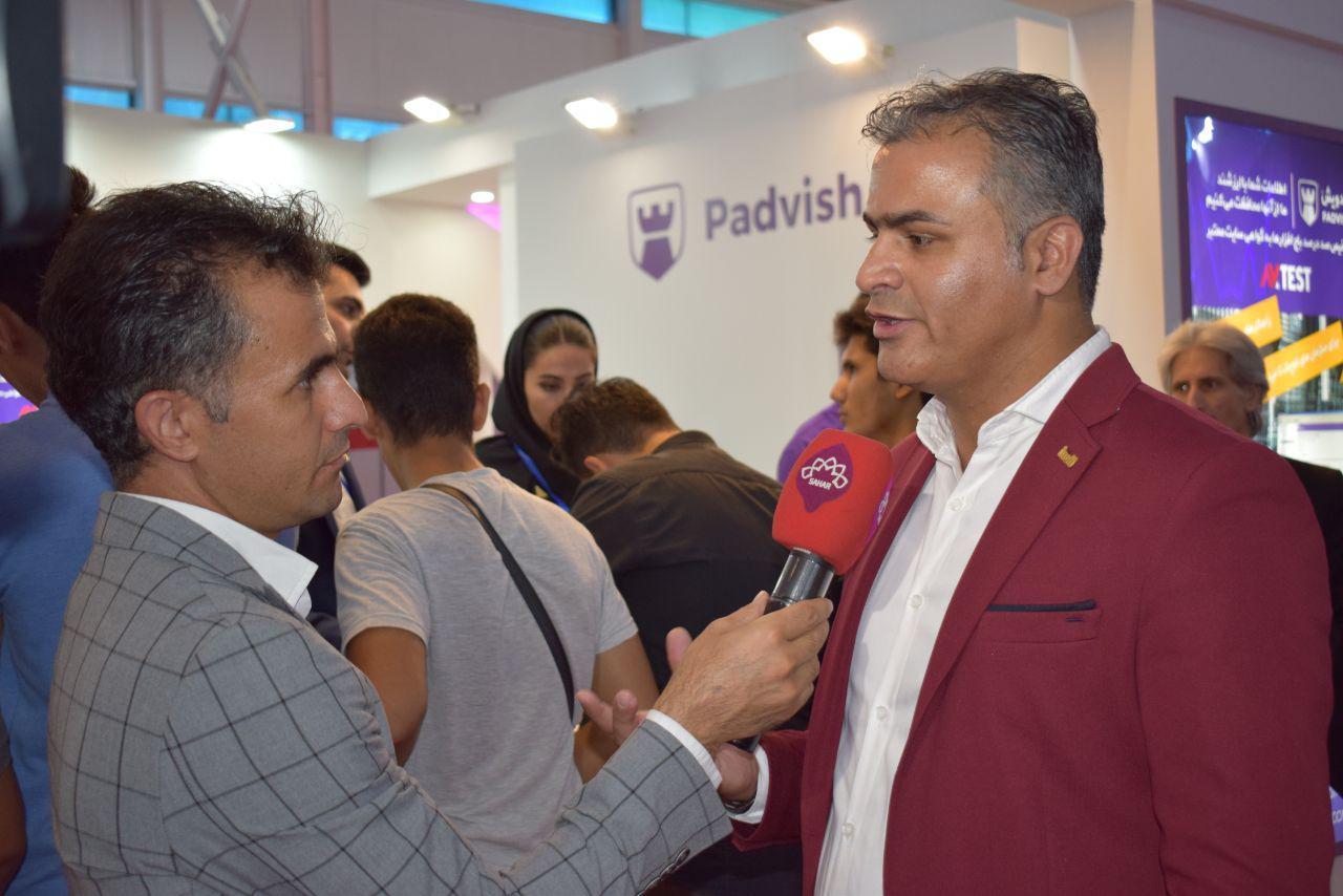 مصاحبه مدیرعامل آی نوتی با شبکه سحر